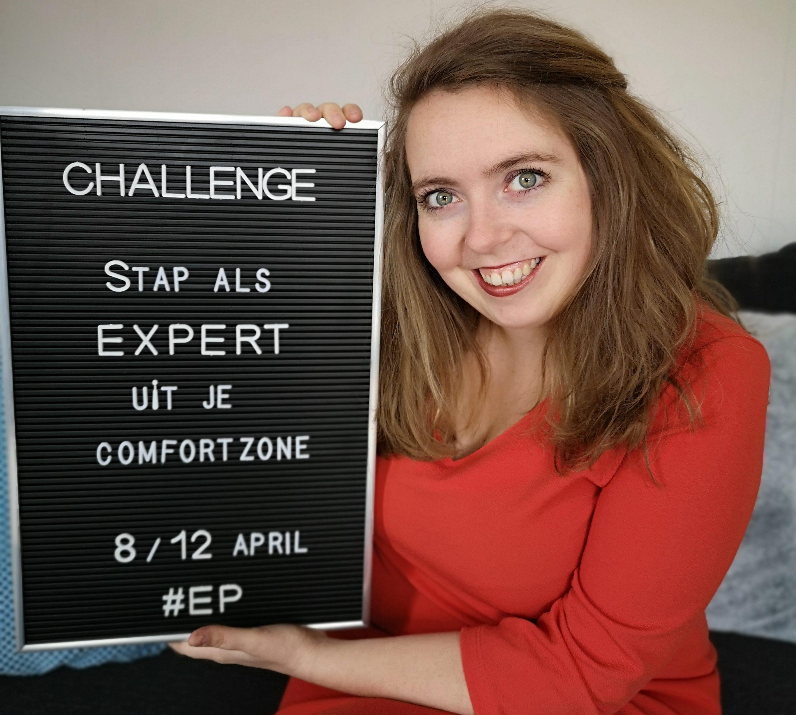 Challenge - Echt Presenteren